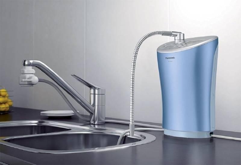 Máy lọc nước TK-AS44 được thiết kế nhỏ gọn, tinh tế trong gian bếp của bạn