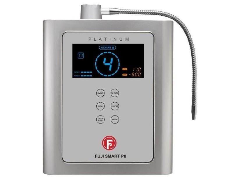 Máy lọc nước ion kiềm Fuji Smart P8 được giới chuyên môn đánh giá rất cao về công nghệ