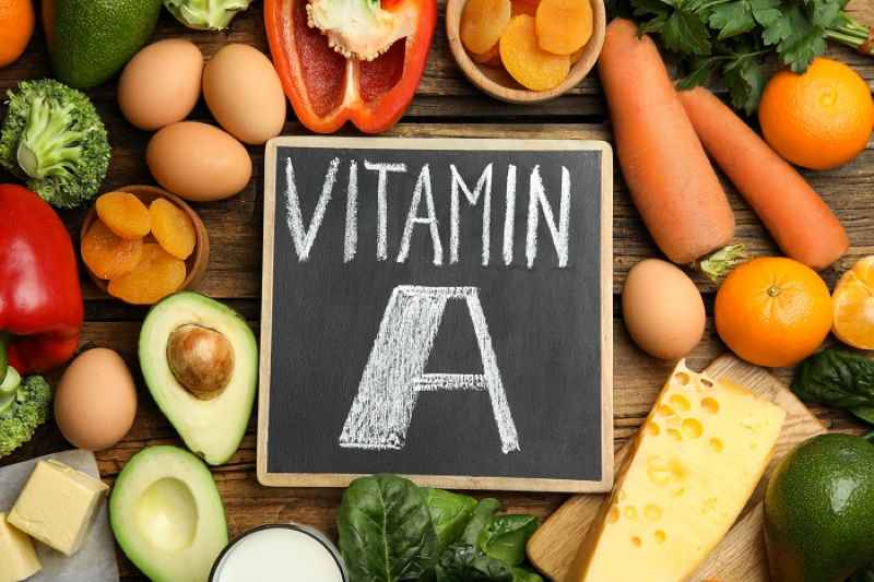 Vitamin A là chất có khả năng chống oxy hóa được các chuyên gia khuyên dùng