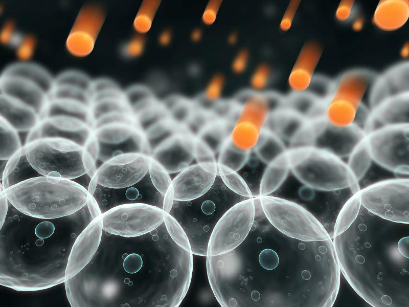 Gốc tự do là những phân tử chỉ có 1 e lớp ngoài cùng