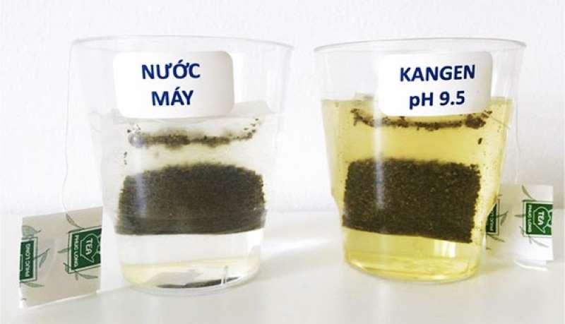 Sản phẩm này có tác dụng loại bỏ các kim loại nặng giúp nguồn nước đảm bảo hơn