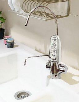 máy lọc nước điện giải ion kiềm cleansui eu301