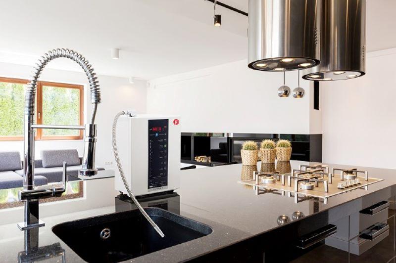 Thiết kế đẹp mắt, phù hợp với mọi không gian bếp