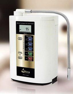 Máy lọc nước ion kiềm Atica sử dụng công nghệ lọc hiện đại, tiên tiến