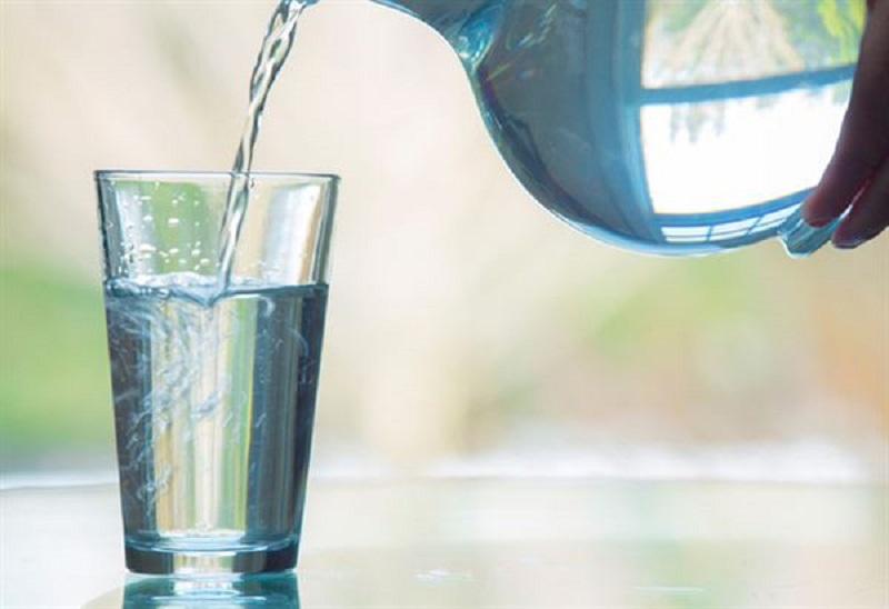 Dùng nước ion trực tiếp giúp hấp thu được hết các dưỡng chất trong nước