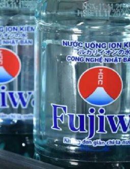 Nước ion kiềm Fujiwa