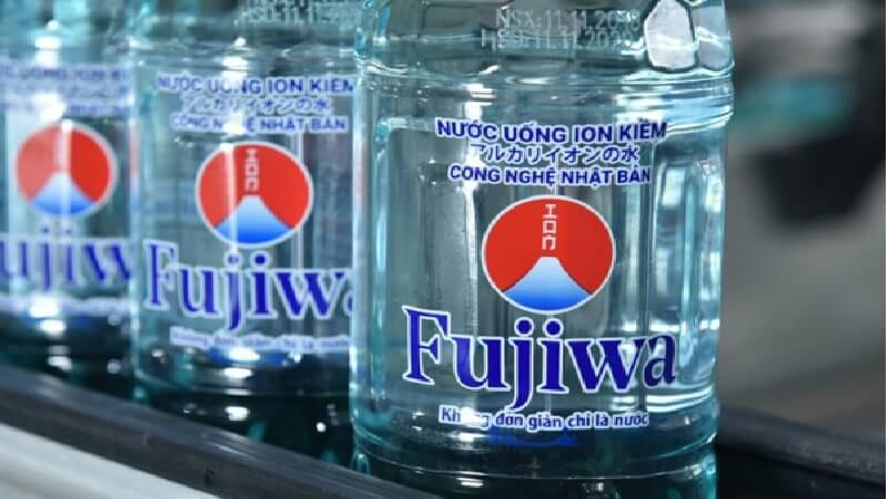 Nước uống ion kiềm fujiwa giúp thanh lọc cơ thể, đào thải độc tố ra bên ngoài nhờ hiệu quả thẩm thấu nhanh