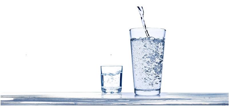 Để đảm bảo tác dụng của nước nên sử dụng nước ion kiềm tươi