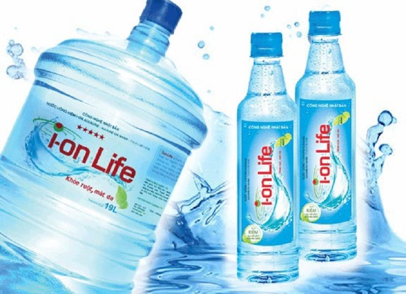 Nước uống ion Life có nhiều lợi ích với sức khỏe và sắc đẹp