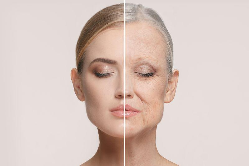 Oxy hóa làn da là sự tấn công của các gốc tự do với tế bào da