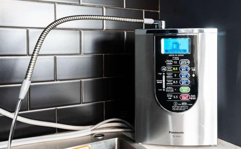 Hình ảnh máy lọc nước Panasonic TK-AS66