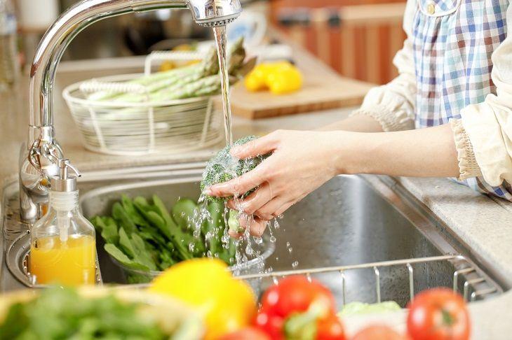 Sử dụng nước ion kiềm để nấu ăn giúp tăng hương vị món ăn