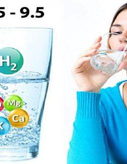 Sự thật về nước ion kiềm như thế nào là thắc mắc của nhiều người dùng