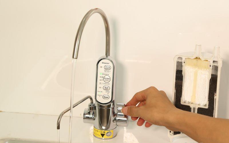 Cleansui Alkaline AL700E là thiết bị lọc nước thông minh cho mọi gia đình