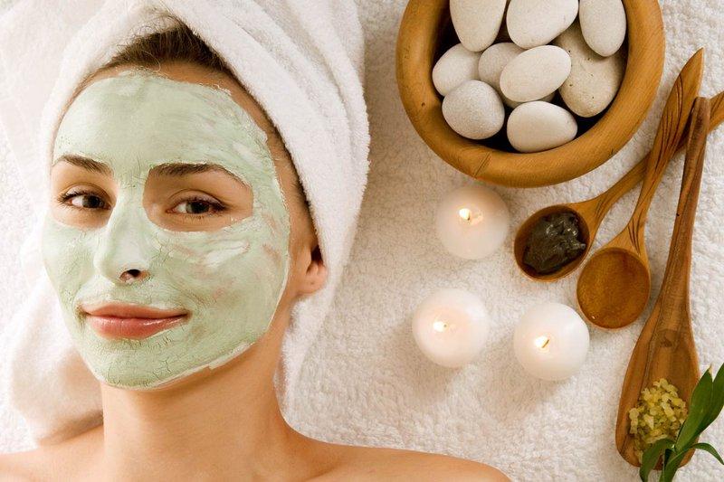 Đắp mặt nạ trà xanh chứa chất chống oxy hóa cực kỳ hiệu quả giúp xóa thâm nhanh chóng