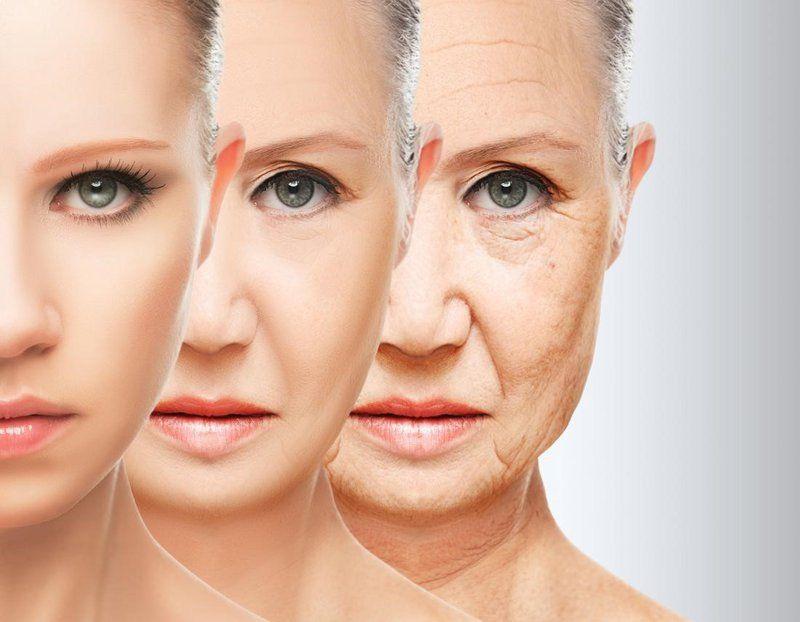 Lão hóa là quá trình tự nhiên của cơ thể xảy ra khi chúng ta già đi