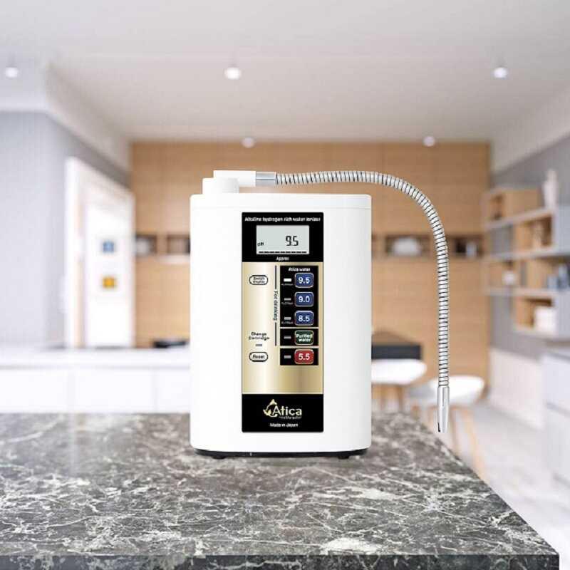 Thiết kế máy lọc hiện đại phù hợp với mọi không gian trong nhà