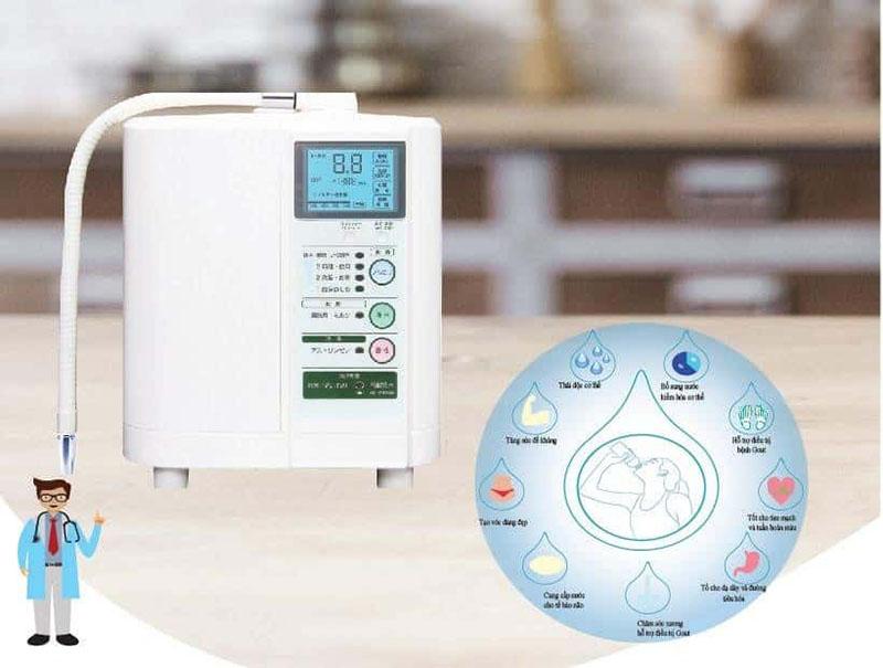 5 bể điện cực có diện tích siêu lớn và đảm bảo tiêu chuẩn do Bộ Y tế Nhật Bản quy định