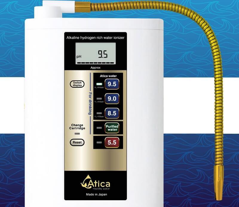 Sản phẩm tuyệt vời giúp mang đến 5 loại nước với nồng độ pH khác nhau