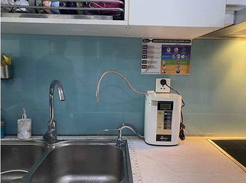 Atica MHW-H5(V) phù hợp với không gian bếp của mọi gia đình