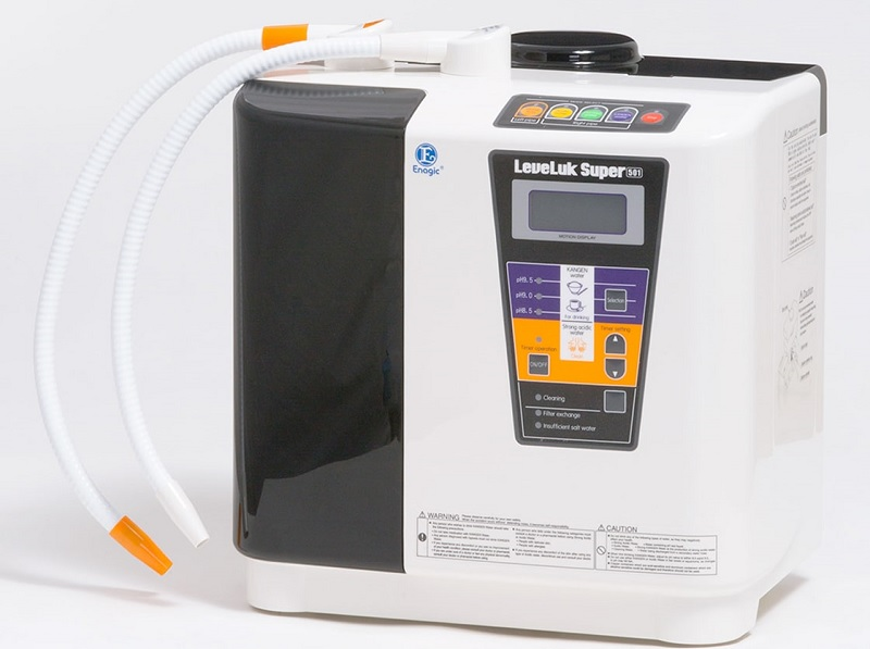 Máy lọc nước ion kiềm Kangen LeveLuk Super 501
