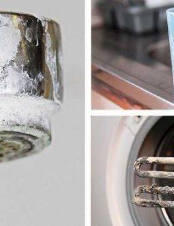 Nước cứng vĩnh cửu có thể làm hoen gỉ đồ dùng và giảm tuổi thọ của chúng