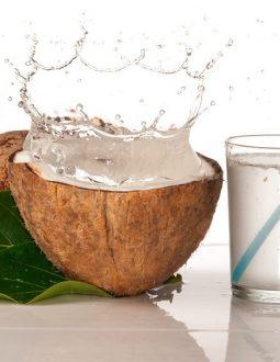 nước dừa có tính kiềm hay axit