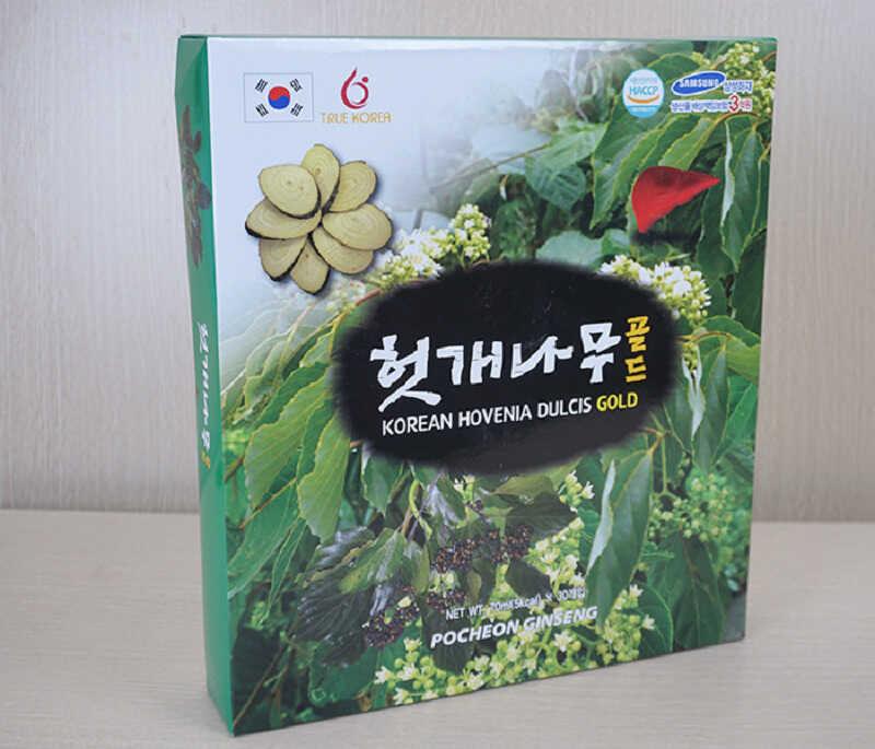 Nước uống Hàn Quốc Kwangdong Hovenia Dulcis