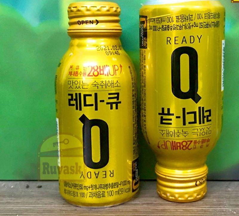 Nước giải rượu Hàn Quốc Ready Q Handok