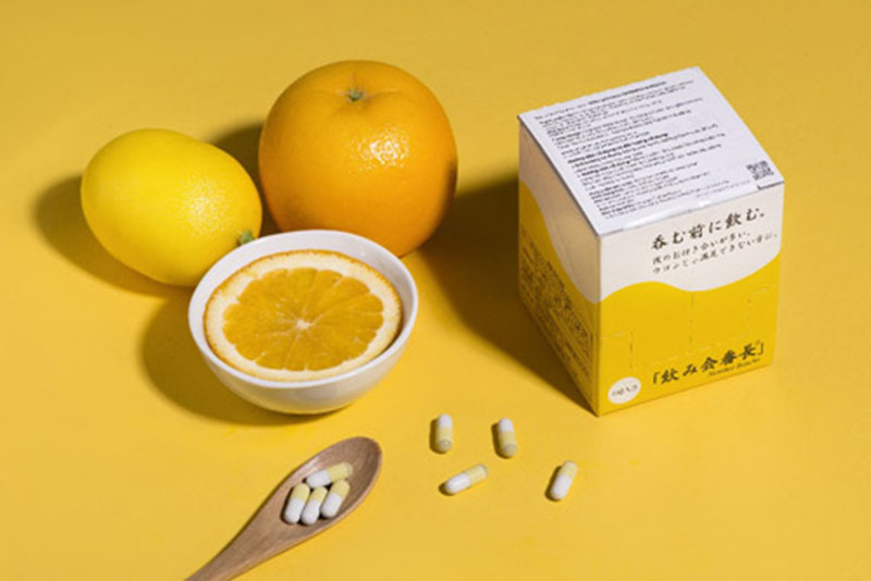 Viên giải rượu Nomikai Bancho là một trong những sản phẩm bán chạy nhất Nhật Bản
