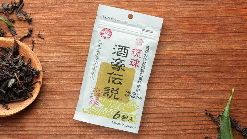 Viên giải rượu Shugo Densetsu được nhiều người tin tưởng sử dụng