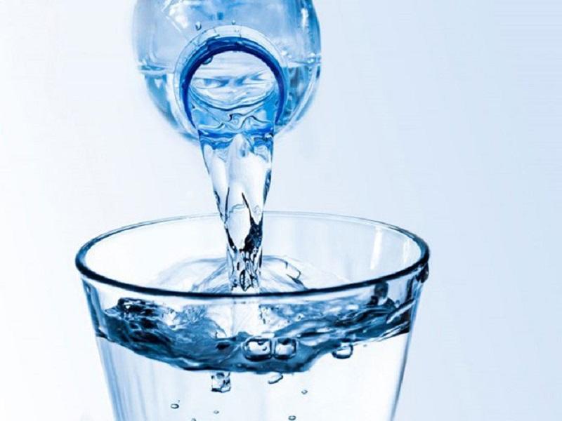 Nước khoáng có nhiều khoáng chất tốt cho cơ thể