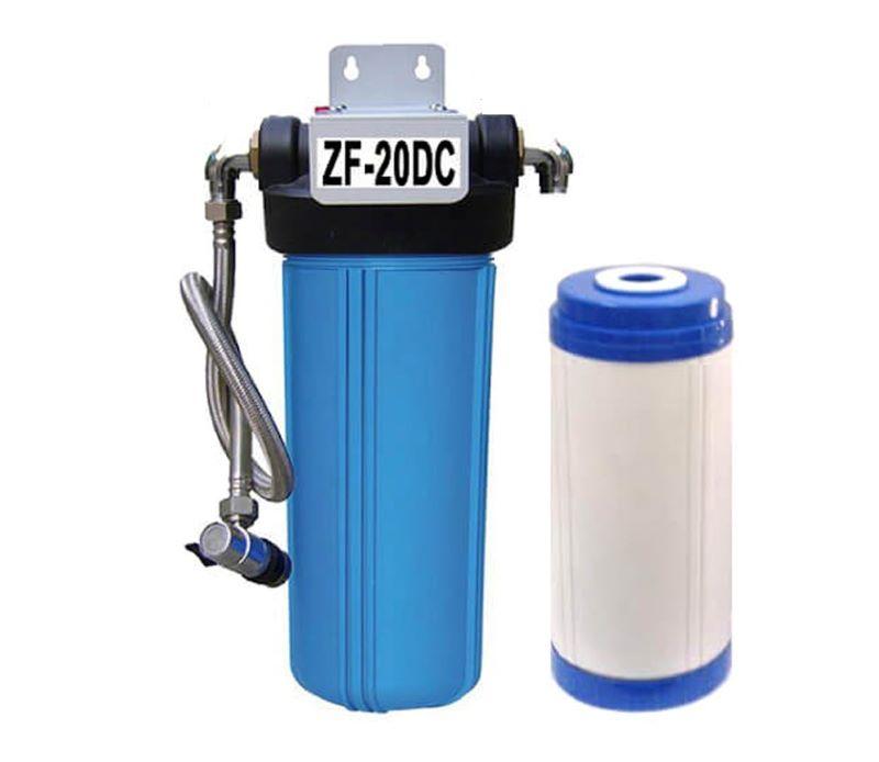 Thiết bị làm mềm nước cứng giúp xử lý nồng độ khoáng chất vượt mức cho phép