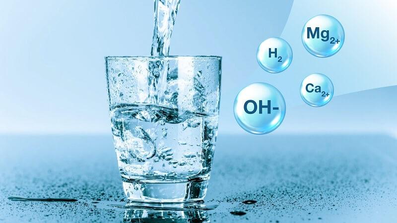 Nước ion kiềm được cho là giải pháp hoàn hảo nhất có thể thay thế C sủi