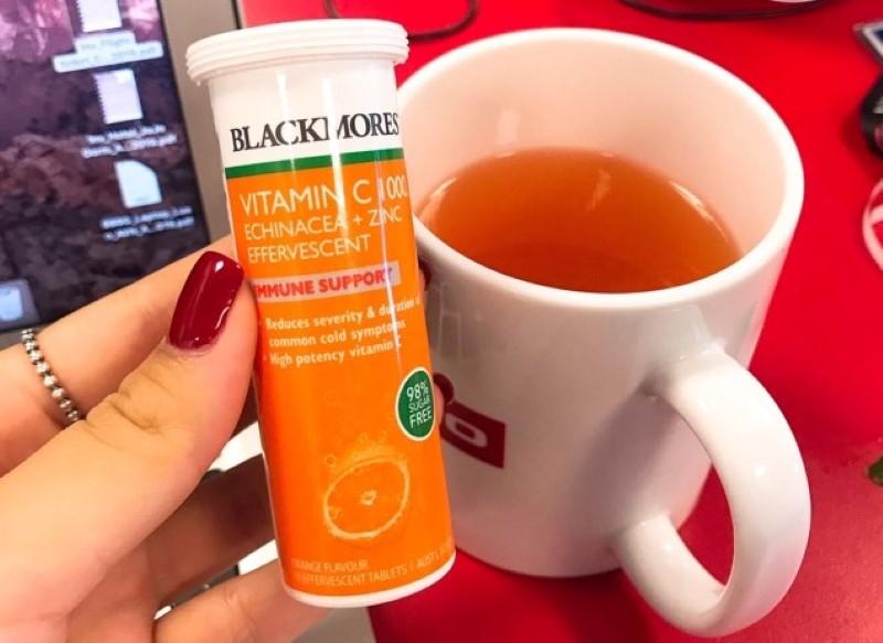 Hương cam thơm mát, dễ uống