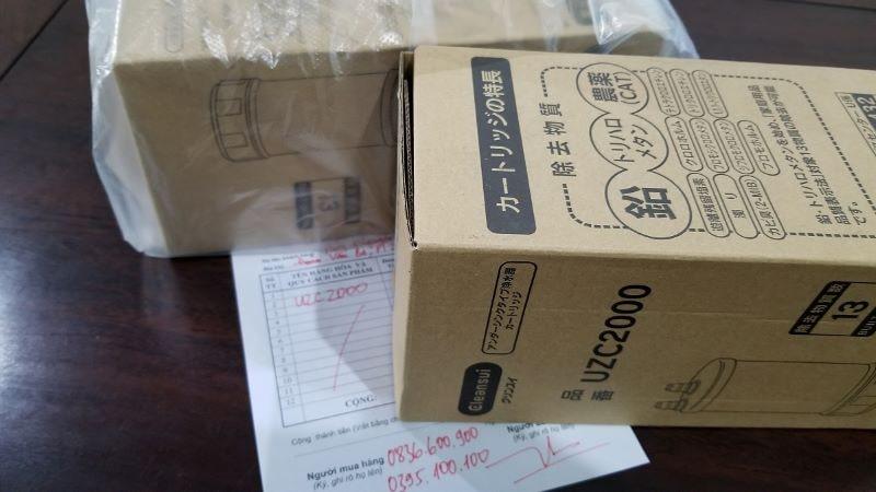 Sản phẩm được đóng gói chắc chắn có giấy tờ xuất xứ rõ ràng