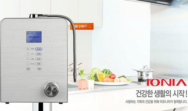 SM V112TL tạo ra nhiều lợi nước với độ pH trải rộng