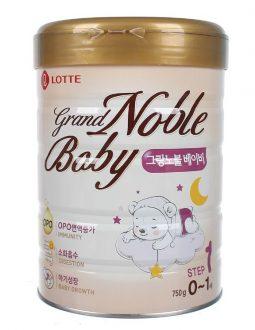 Grand Noble là giải pháp tăng sức đề kháng được nhiều cha mẹ lựa chọn