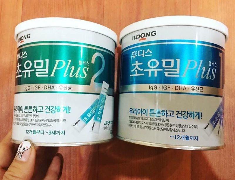 Ildong Plus được rất nhiều phụ huynh tin tưởng