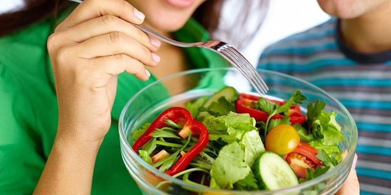 Ăn nhiều rau xanh giúp tăng đề kháng