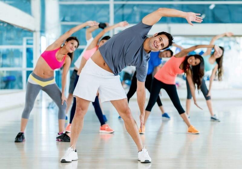 Thường xuyên vận động cho cơ thể khỏe mạnh