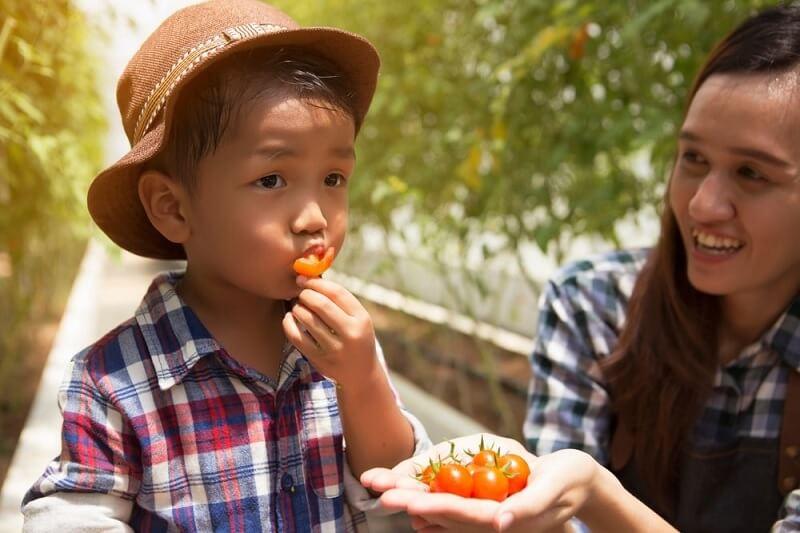 Tìm hiểu ngay 8 cách tăng sức đề kháng cho bé khỏe mạnh