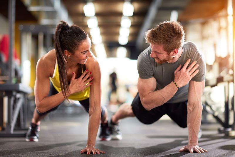 Thường xuyên tập luyện để rèn luyện sức khỏe