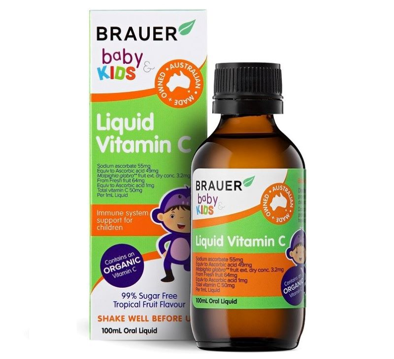 Brauer Liquid là sản phẩm nổi tiếng của Úc