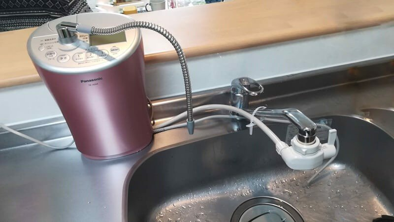 Máy lọc nước ion kiềm có khả năng tạo nước tốt cho sức khỏe