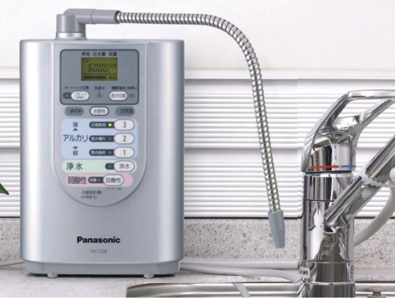 Máy lọc nước ion kiềm là thiết bị gia dụng cần thiết trong mỗi gia đình