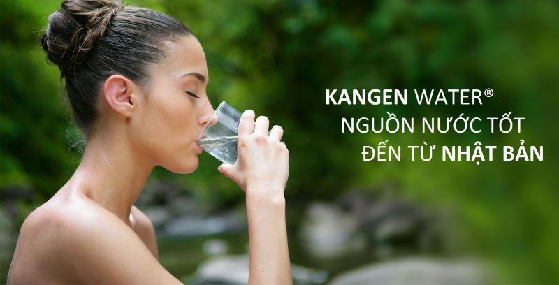 Mang đến nguồn nước giàu kiềm tốt cho sức khỏe là ưu điểm và là đáp án của câu hỏi máy lọc nước ion kiềm có tốt không