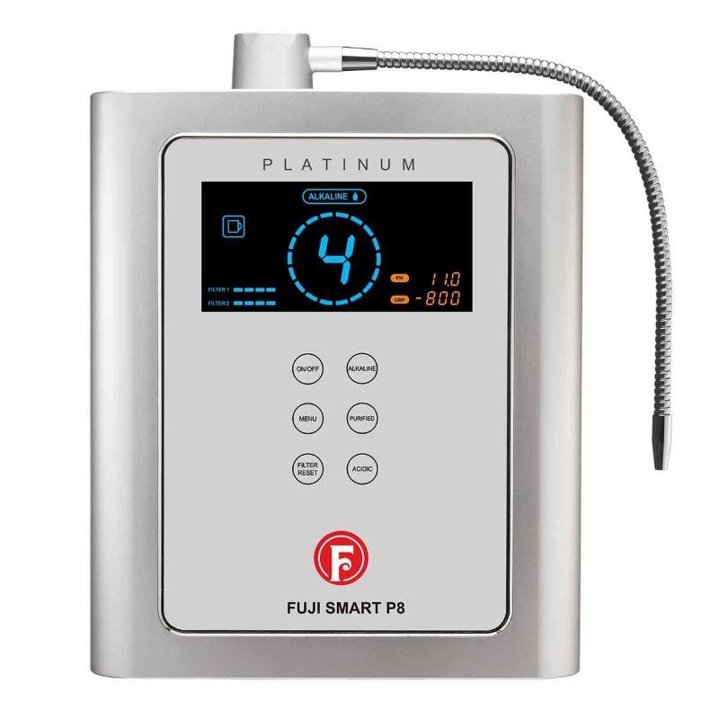 Máy lọc nước ion kiềm Fuji Smart P8 có nhiều ưu điểm vượt trội