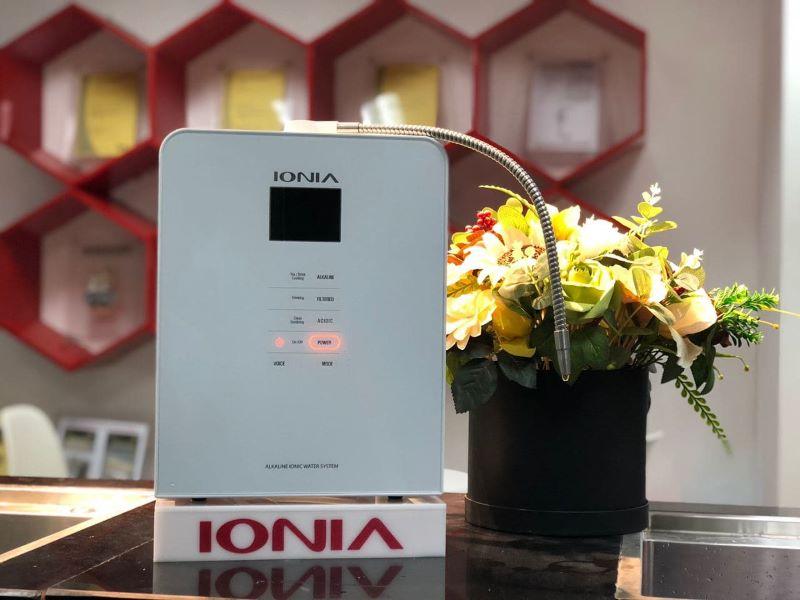 Máy lọc nước Ionia là mẫu sản phẩm được rất nhiều khách hàng quan tâm
