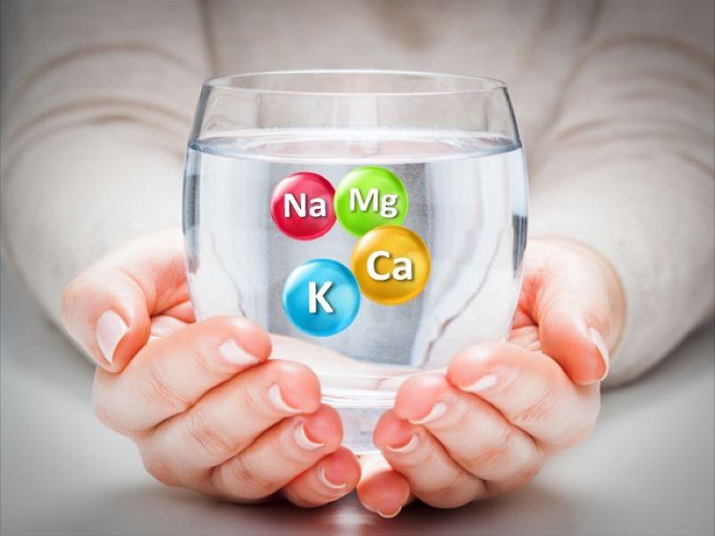 Nước ion kiềm giàu hydro là nguồn nước tốt nhất hiện nay